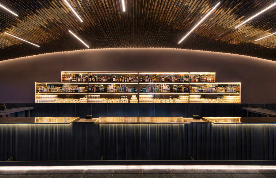 Bar Auditorio by Esrawe Studio