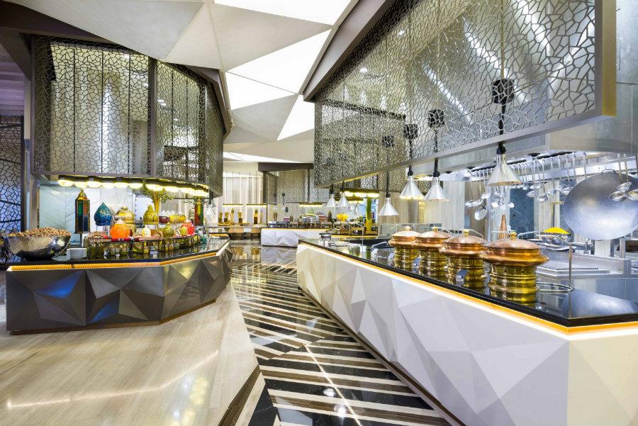 HBA restaurant interior design ideas