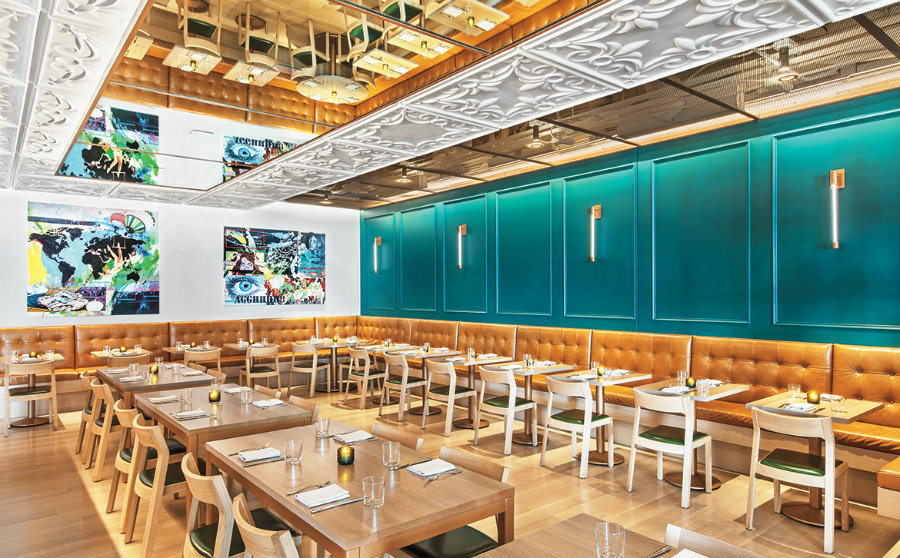 Mid century Restaurant ideas by Gensler