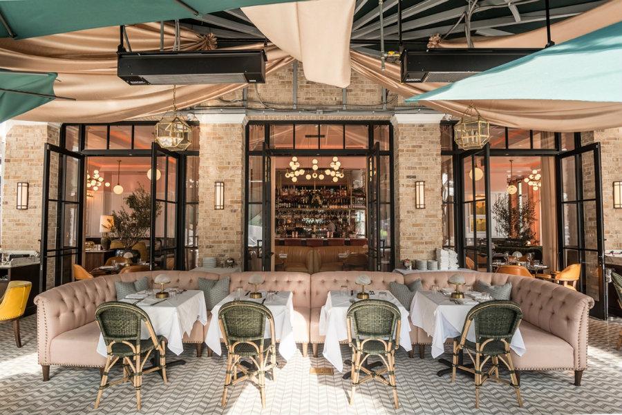 The Draycott Los Angeles Restaurant