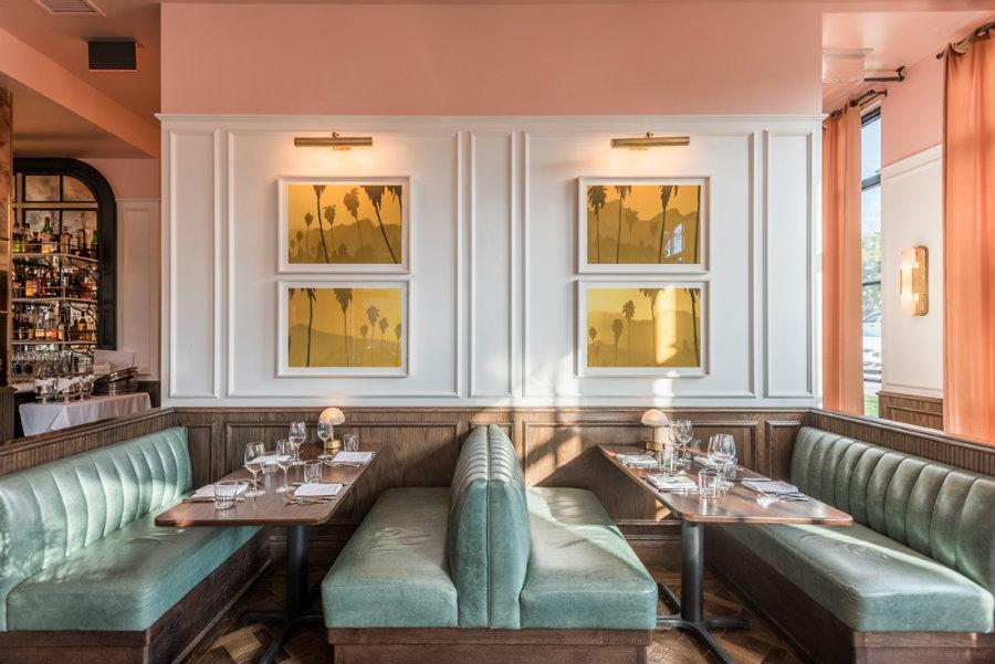 Restaurant dining seating furniture