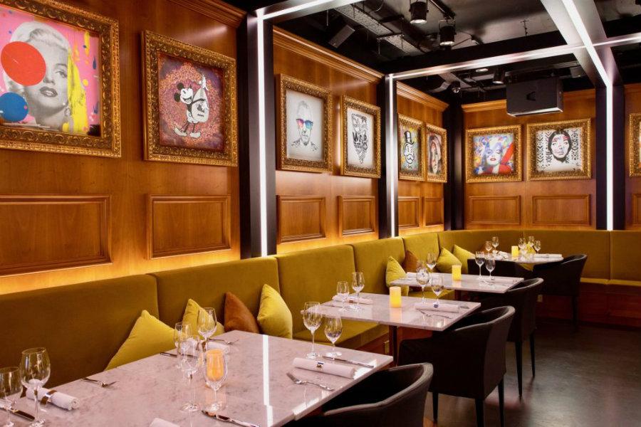 Bishop Design Restaurant ideas Caramel London
