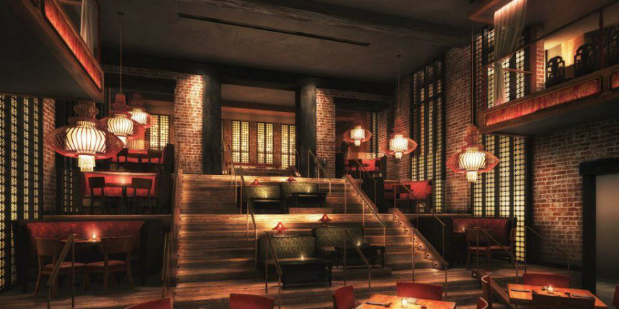 Exclusive bar decor ideas - TAO Chicago by Rockwell Group (1)