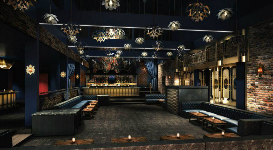 Exclusive bar decor ideas - TAO Chicago by Rockwell Group (4)