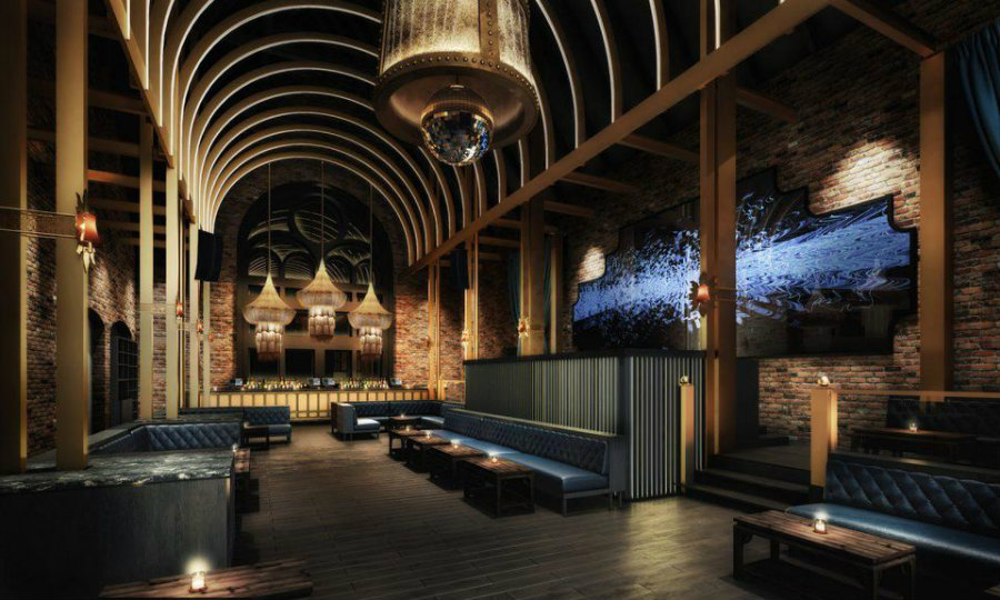 Exclusive bar decor ideas - TAO Chicago by Rockwell Group (5)