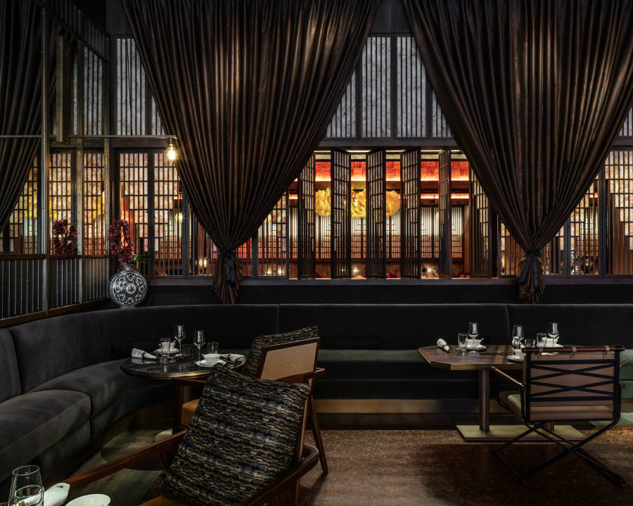 Las Vegas expensive restaurants Mott 32 by Joyce Wang
