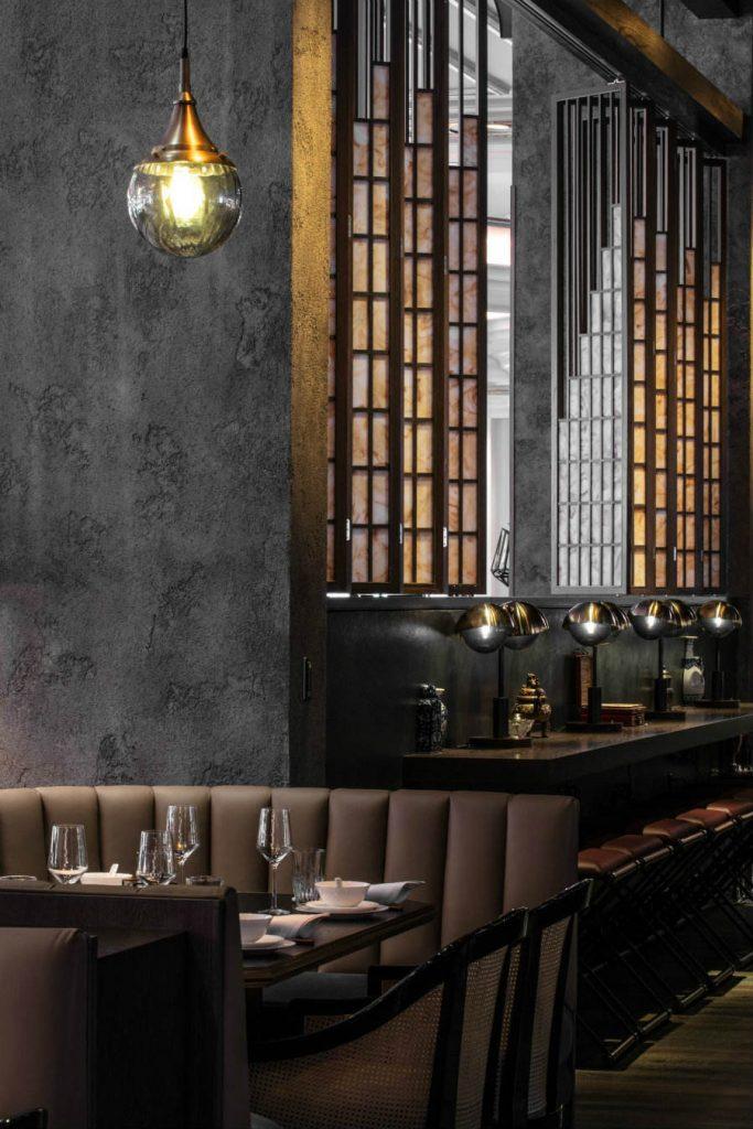 Asian restaurant inspirations by Joyce Wang