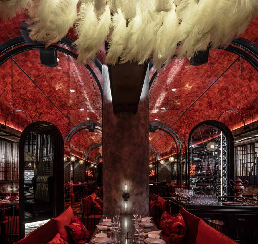 Restaurant interior design ideas by Joyce Wang
