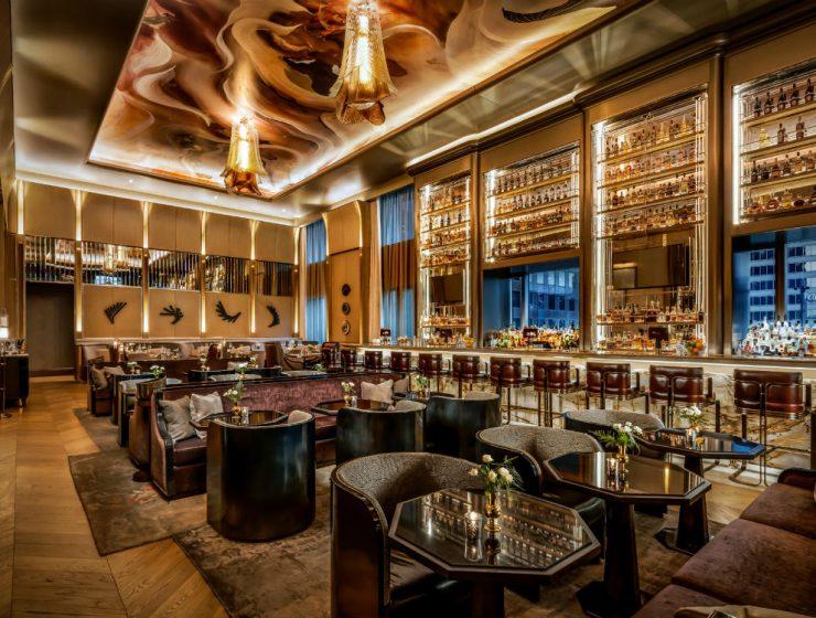. Nomad Las Vegas restaurant   Restaurant Interior Design