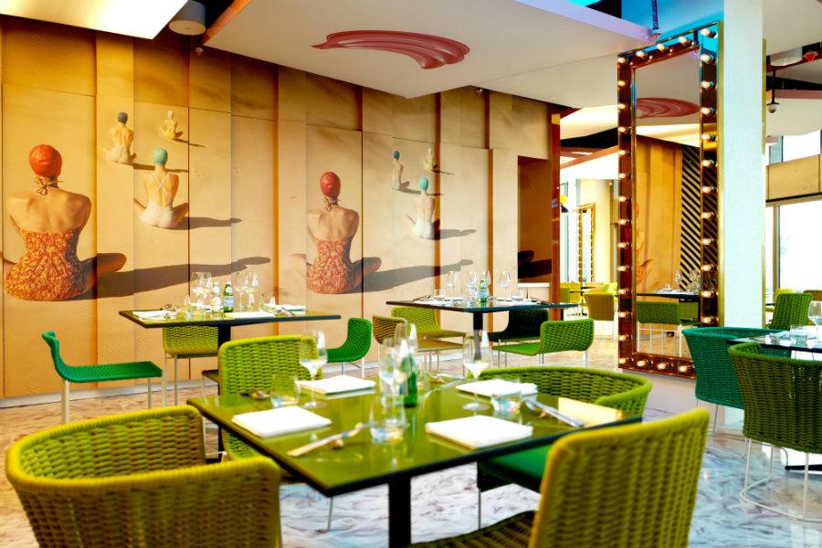 TORNO SUBITO restaurant by Bishop Design