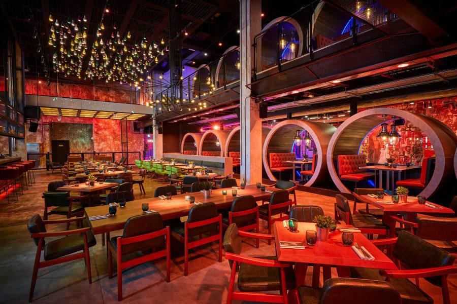 Best Dubai Restaurants -Wavehouse by Bishop Design LLC