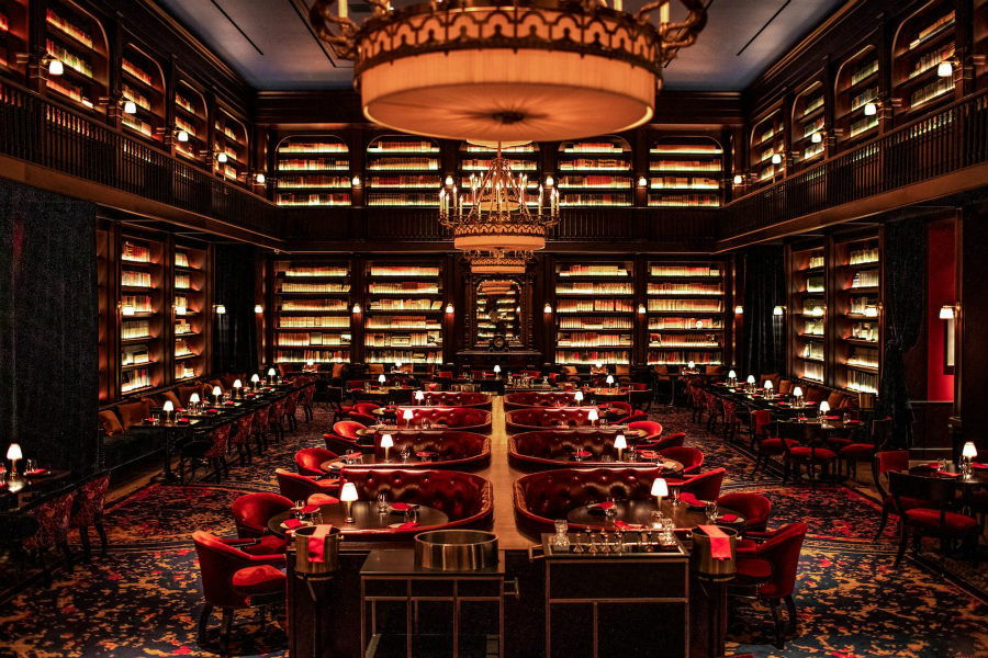 Luxury Restaurant ideas at Nomad Las Vegas