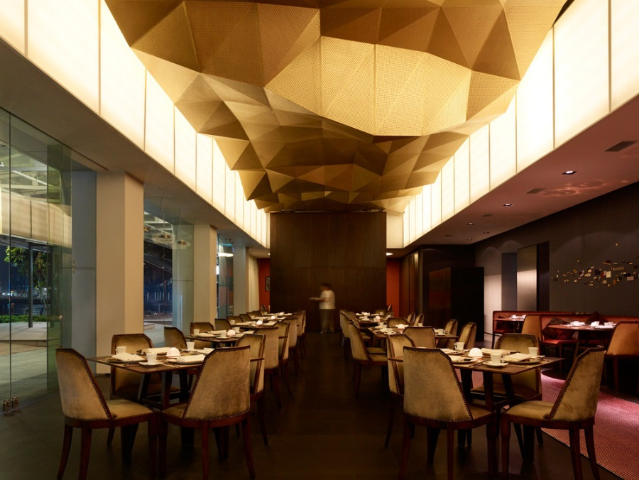 Best modern interior restaurants in Singapore
