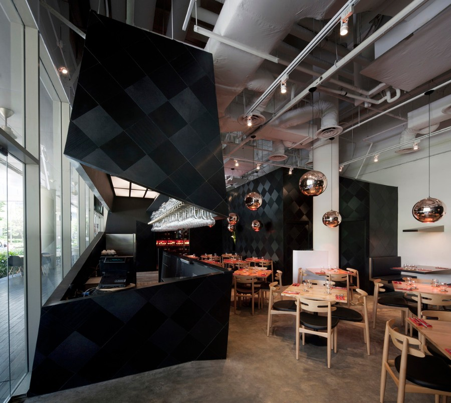 Best Interior Design Restaurants in Singapore
