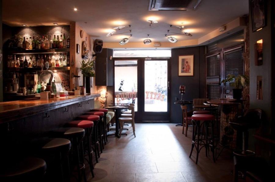 Betty Ford's Bar Barcelona