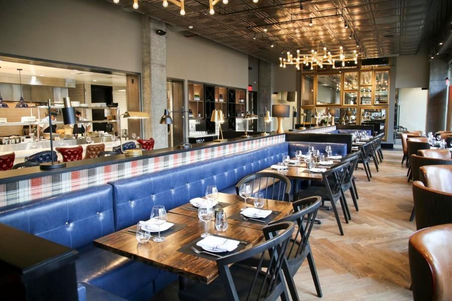 Camden Spit & Larder interior design