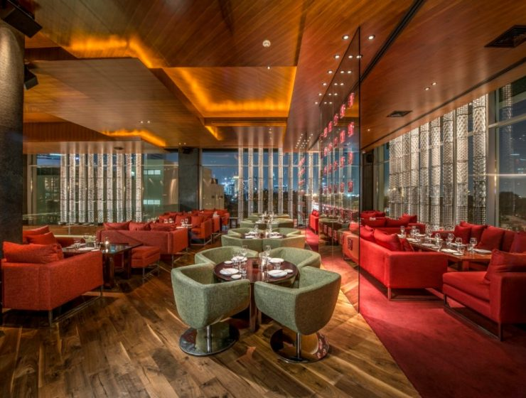 Top Fine Dining in Dubai