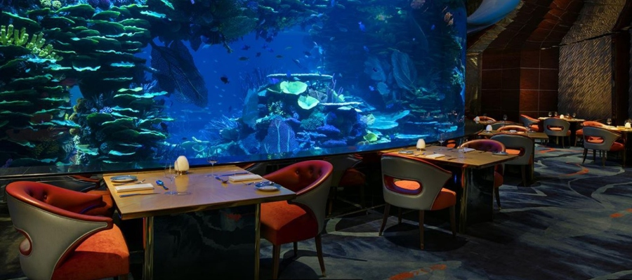 Top fine dining in Dubai