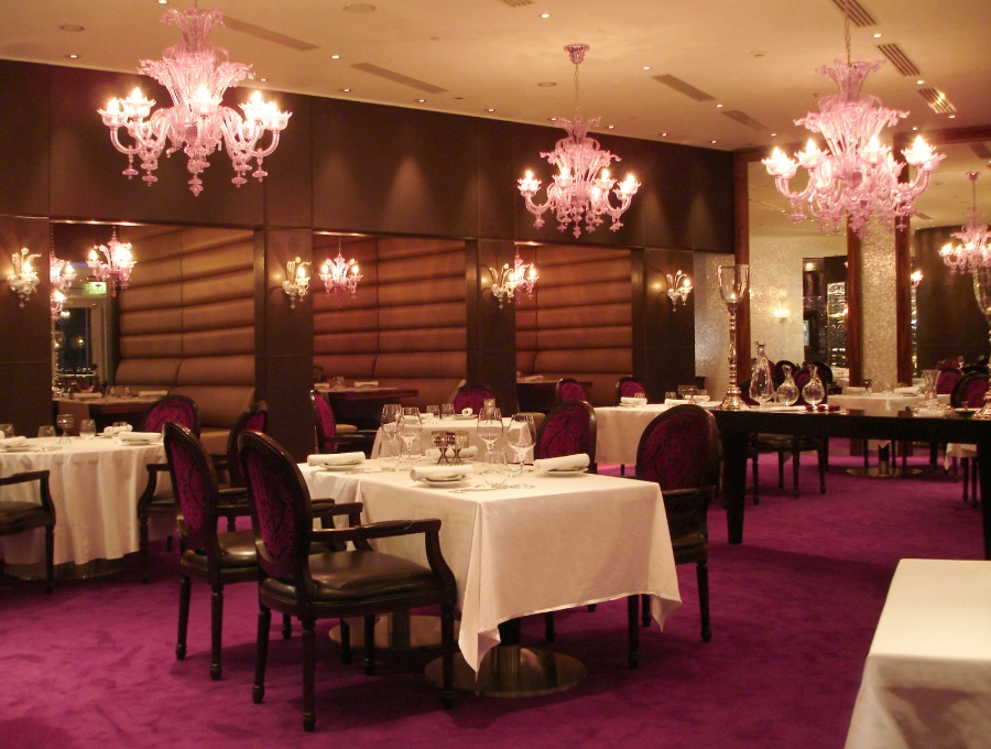 Top fine dining restaurants in Dubai