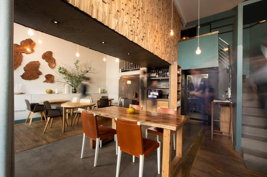 Restaurant David Toutain