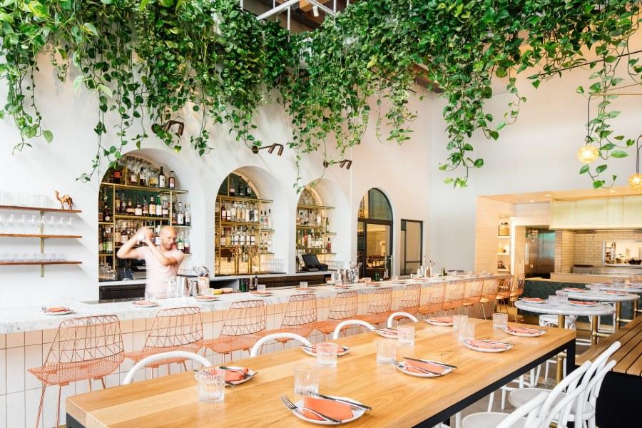 Bavel restaurant