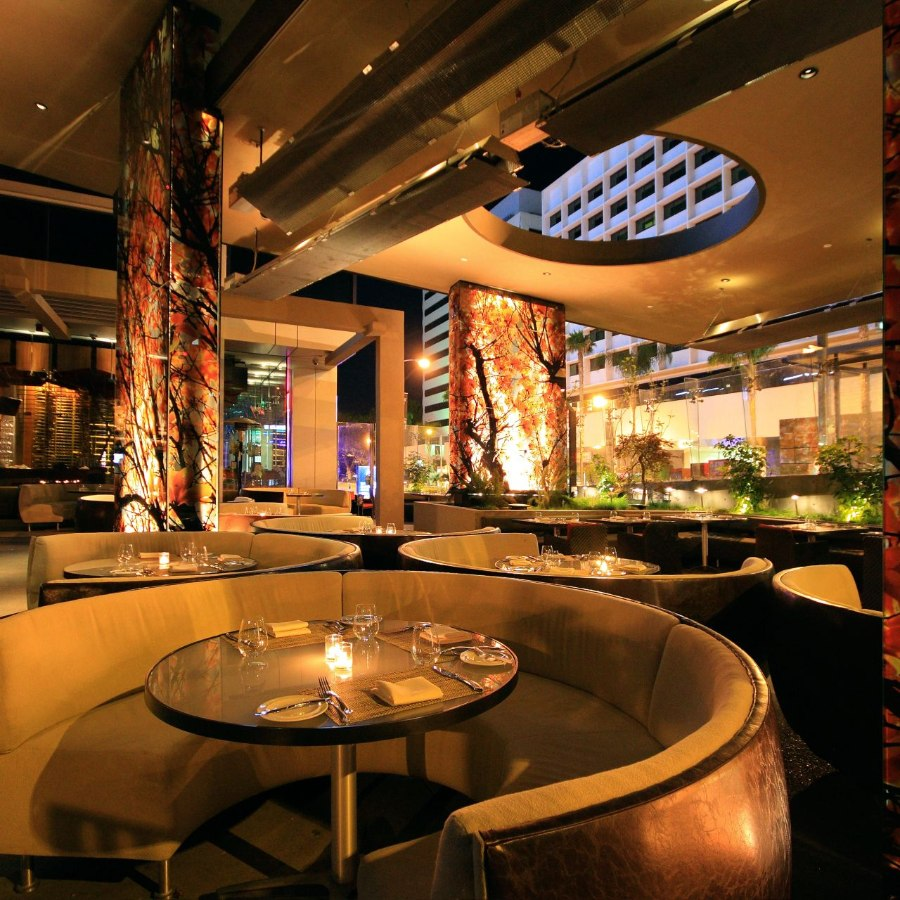 Boa West Hollywood Restaurant Interior Design