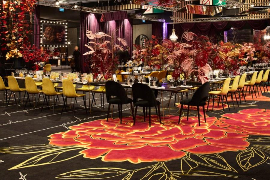Equiphotel 2018 Restaurant Decor