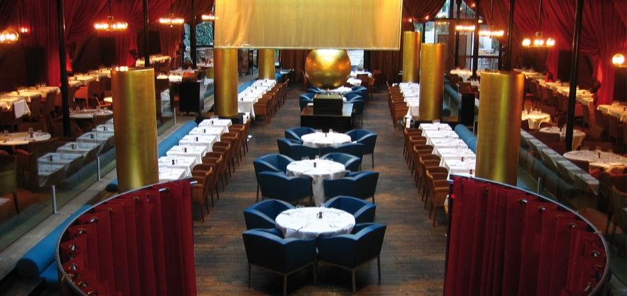 La Gare Restaurant DecorLa Gare Restaurant Decor