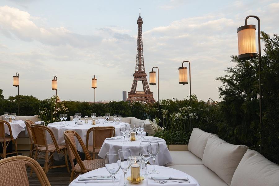 Paris Restaurant Interior Design