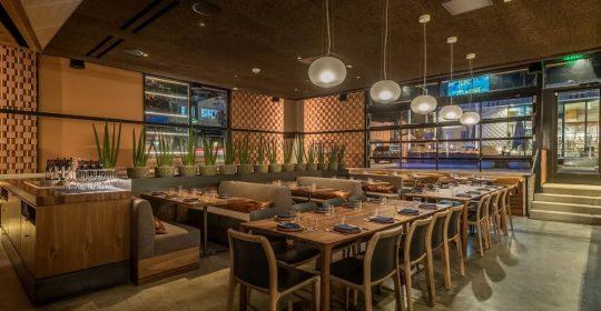 Restaurant Interior Designers LA
